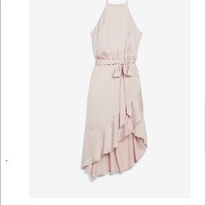 Black dress ! Shown in this nude color